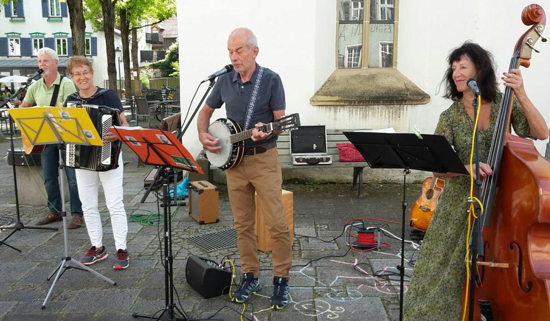 Aran - Country & Irish Folk direkt aus Blaubeuren