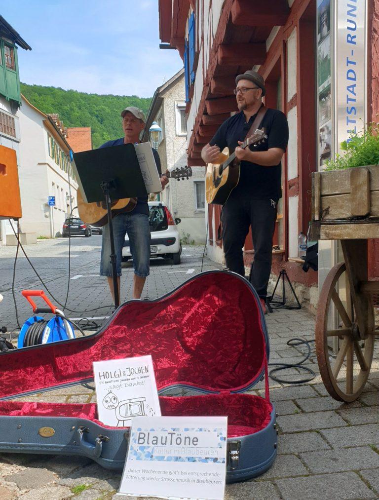 Holgi und Jochen1